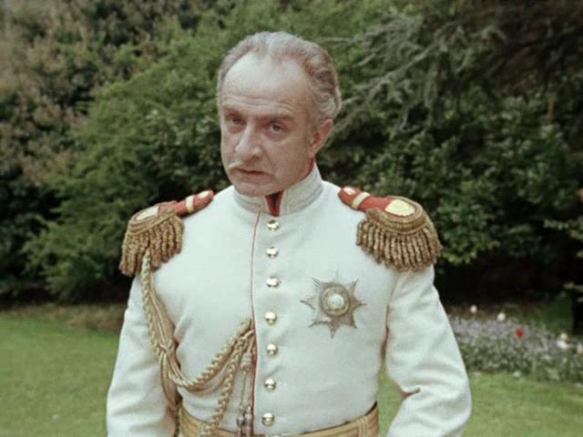 Igor Dmitriev as Colonel Geraldine in The Adventures of Prince Florizel (1979) - LenFilm studio USSR