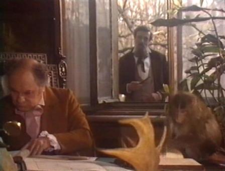 Charles Dickens in Soviet TV adaptation (1986)