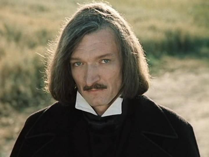 Nikolay Gogol in Soviet TV adaptation (1984)