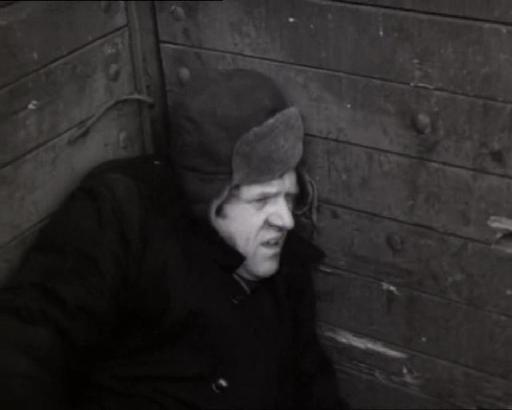 Leonid Markov as Mikhail Bagrov in The Escape (1973)