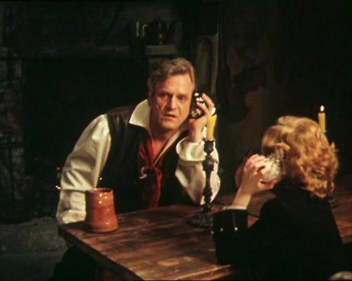 Fyodor Stukov and Leonid Markov in Soviet TV film adaptation The Treasures Island (1982) by LenFilm studio