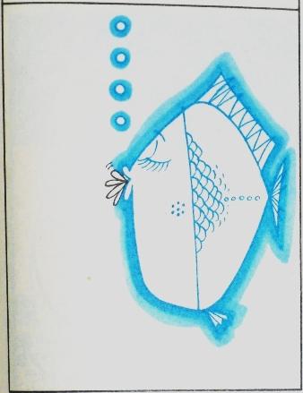 an illustration by Yu. Aratovsky from