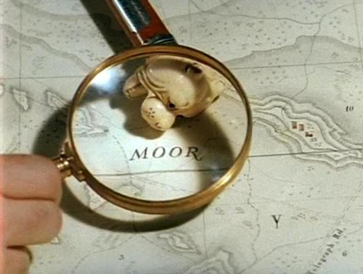 1981 Russian TV version of The Hound of the Baskervilles (LenFilm studio, dir. Igor Maslennikov)
