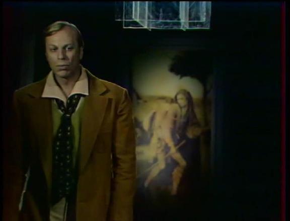 Yuri Bogatyryov as writer Thomas Wolfe in Soviet TV adaptation of Ray Bradbury' story (1981)