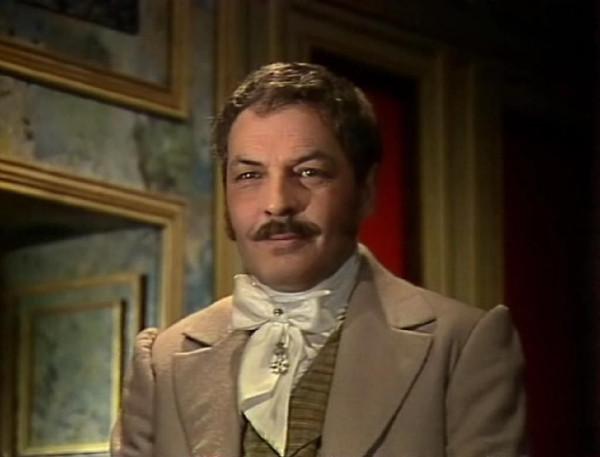 Minister D.  in Soviet TV adaptation of Edgar Poe's story (1982)