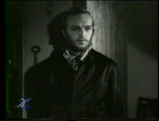 Alexander Kaydanovsky as Devil in a Soviet short film