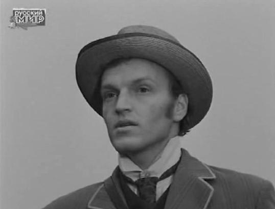 Alexander Kaydanovsky as Stapleton in Soviet TV adaptation