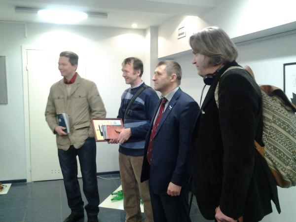 Дюпонисты получают Нобелевку за 2013 год