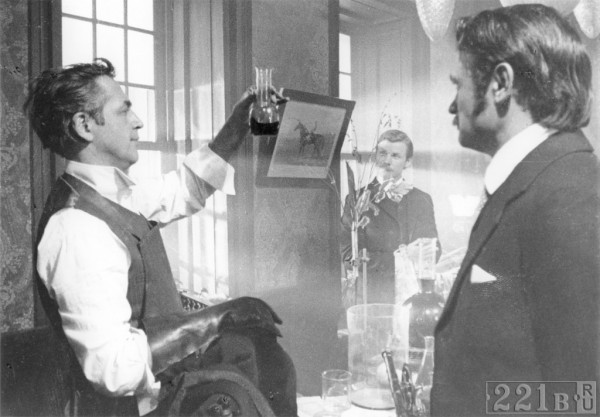 Lenfilm Sherlock Holmes series