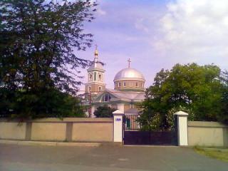 Нерубайская церковь