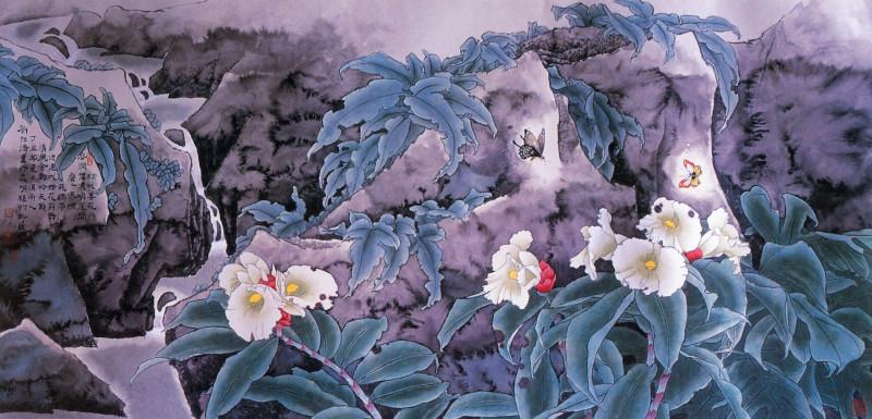 S4-YitaoLiu017-ButterfliesAmongTheGingerFlowers