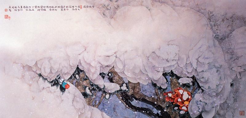 S4-YitaoLiu023-TheSpringFlowersInTheSnow