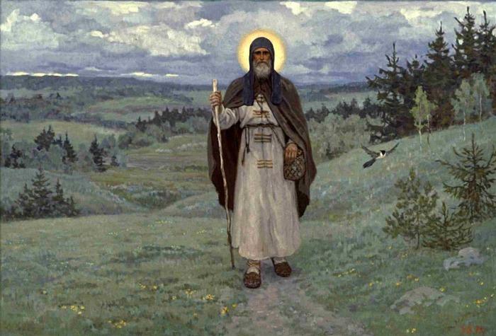Сегодня день памяти преподобного Сергия Радонежского!
