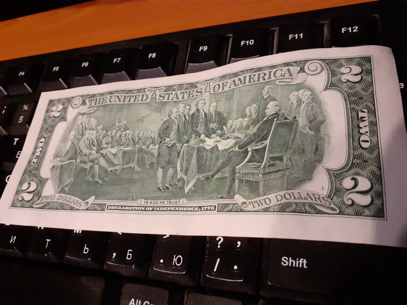 доллар-2