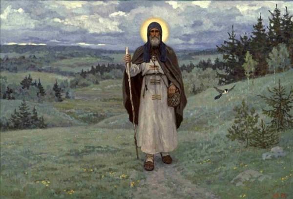 С праздником, православные! Сегодня День Памяти преподобного Сергия Радонежского!