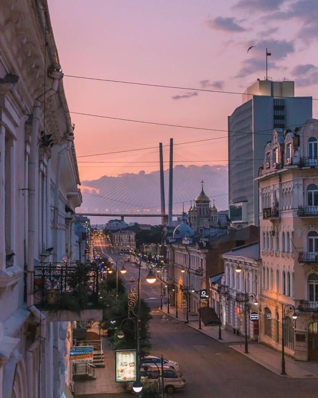 Доброе утро, родной Владивосток! 96