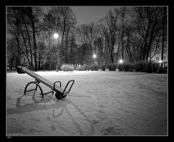 Любителям черно-белой фотографии не может не понравиться... 2