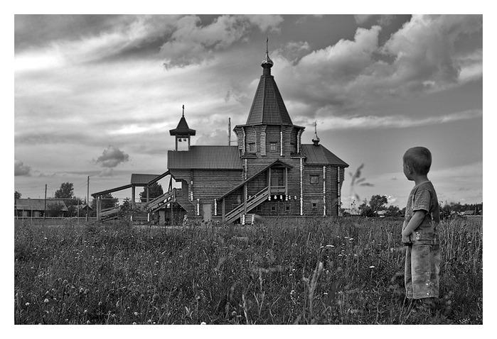 Любителям черно-белой фотографии не может не понравиться... 16