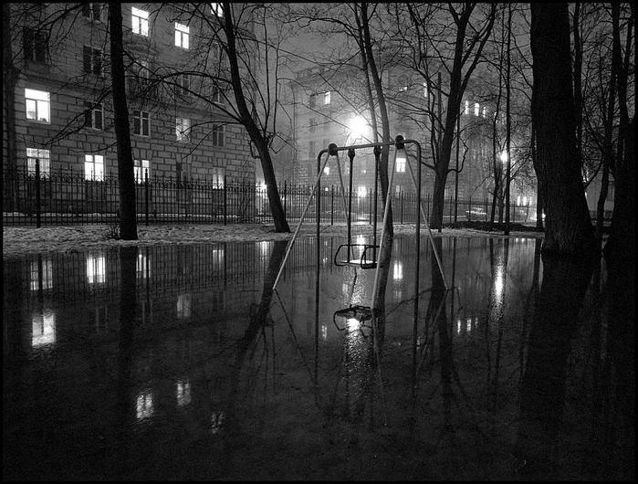 Любителям черно-белой фотографии не может не понравиться... 18
