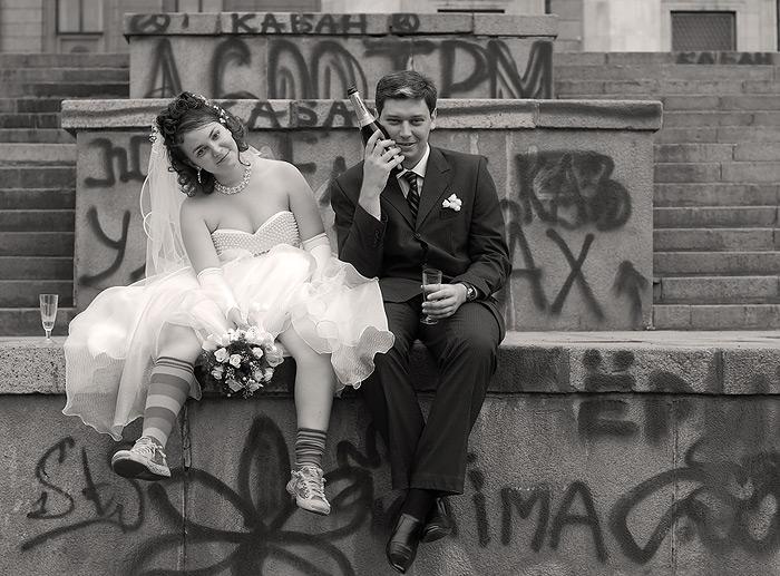 Любителям черно-белой фотографии не может не понравиться... 20