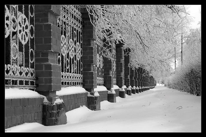 Любителям черно-белой фотографии не может не понравиться... 22