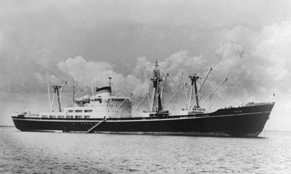 45 лет назад в Море Дьявола погиб весь экипаж теплохода