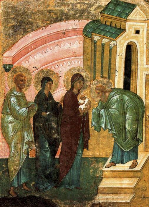 С праздником, православные! Сегодня - Сретение Господне! 42
