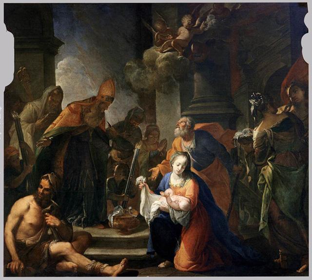С праздником, православные! Сегодня - Сретение Господне! 43