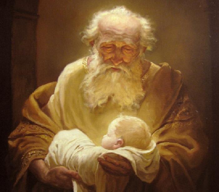 С праздником, православные! Сегодня - Сретение Господне! 46