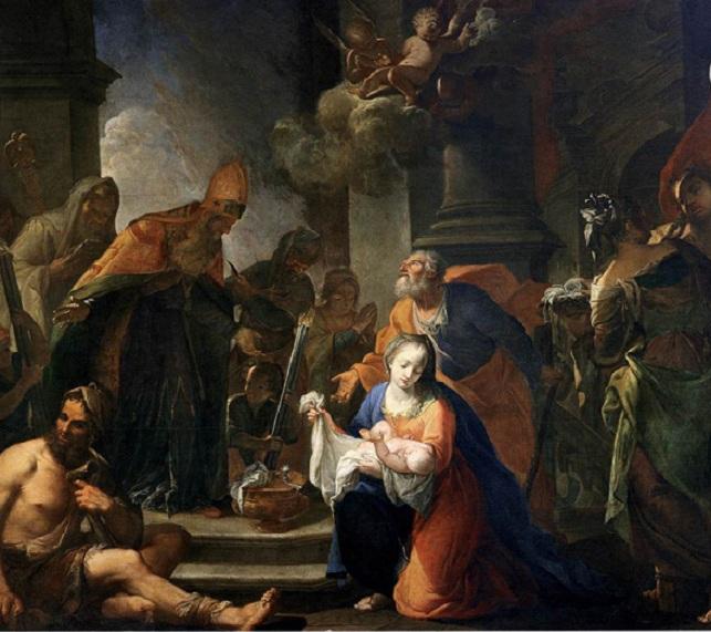 С праздником, православные! Сегодня - Сретение Господне! 47