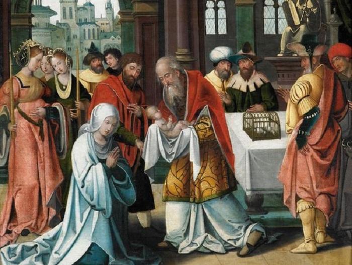 С праздником, православные! Сегодня - Сретение Господне! 49