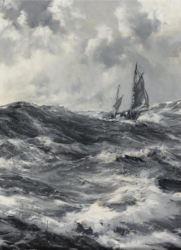 The Captain Slocum- Spray