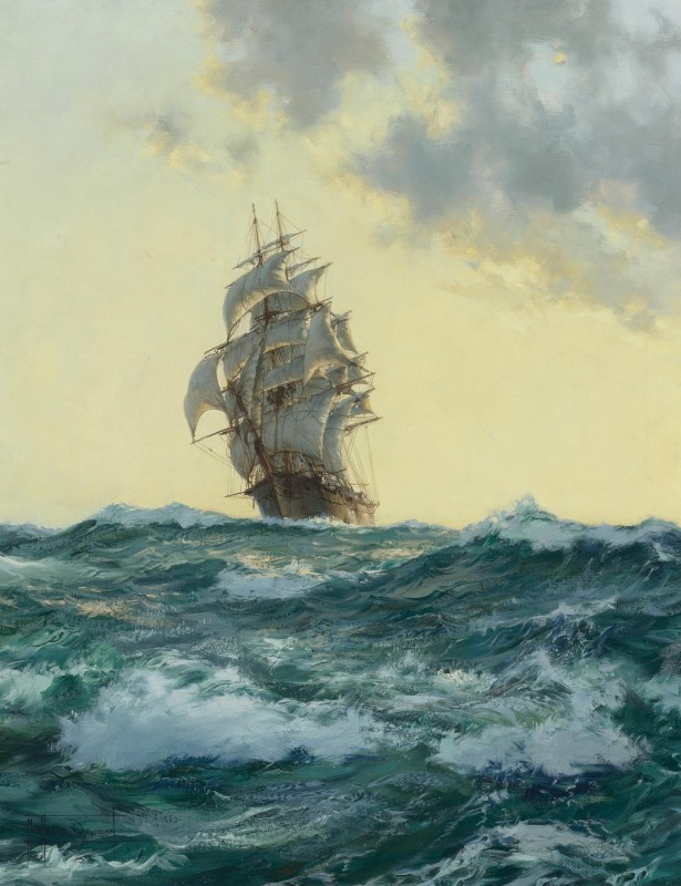 The Glory of the Seas