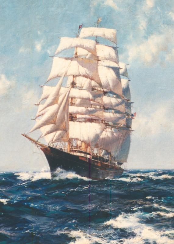 The Yacht SEA CLOUD