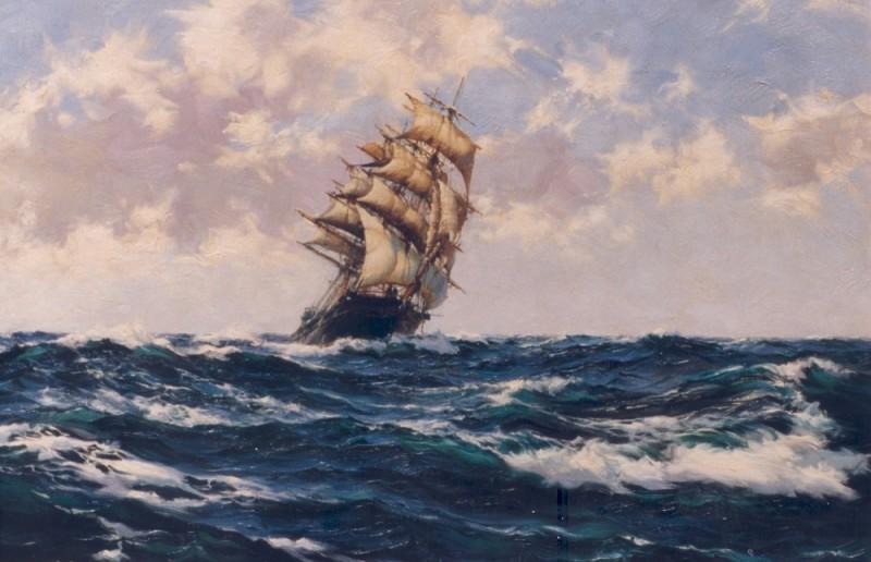 Tumbling Seas- ARABIA of Boston