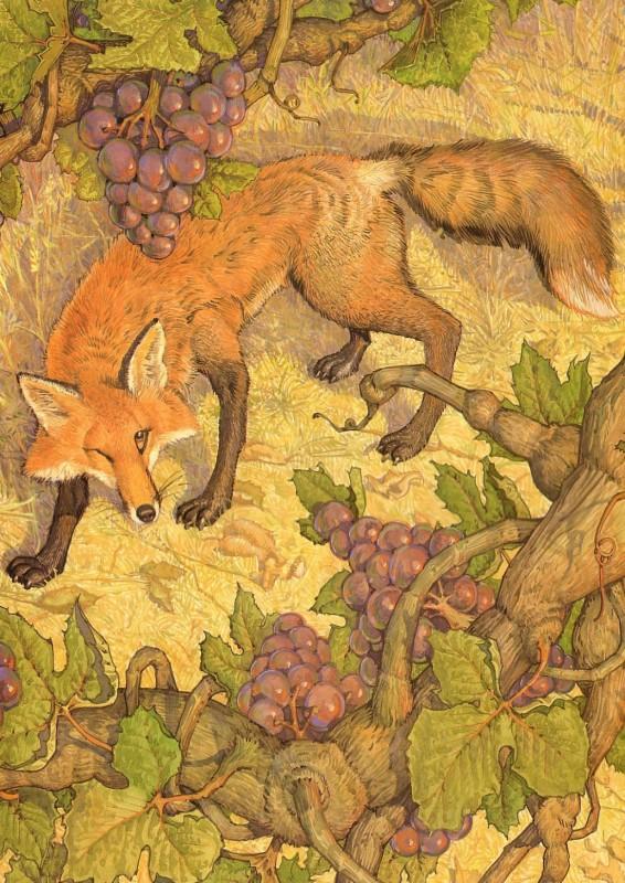 fop-(4)DonDaily-Aesop-Fox-Grapes