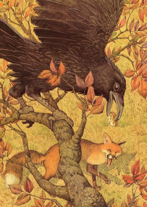 fop-(19)DonDaily-Aesop-Fox-Crow