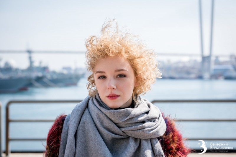 Уже месяц во Владивостоке идут съемки художественного фильма