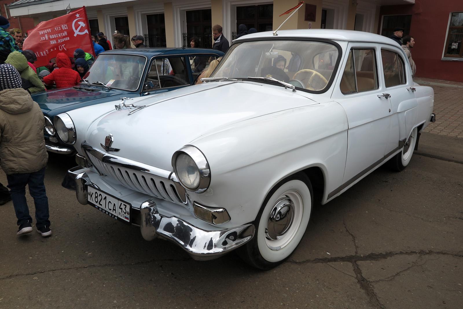2021 ГАЗ-21 №к821са.JPG