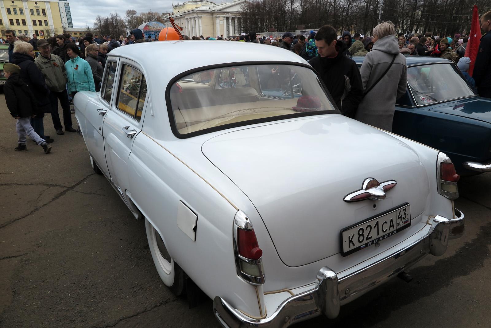 2023 ГАЗ-21 №к821са.JPG