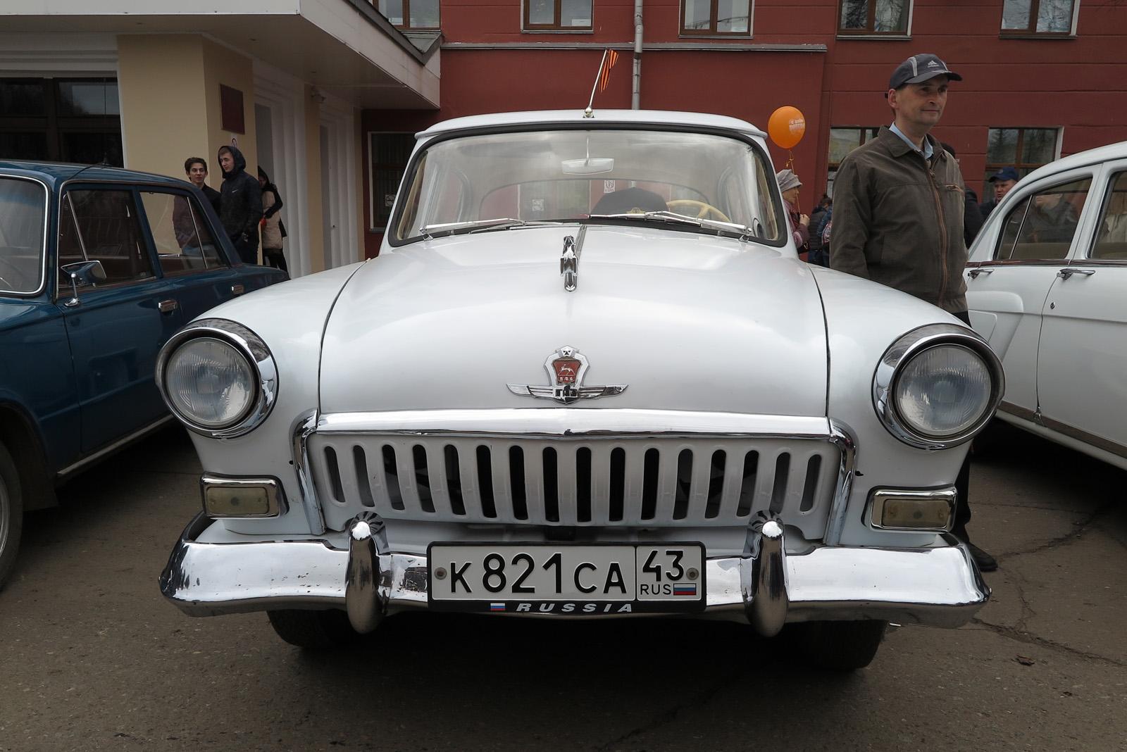 2025 ГАЗ-21 №к821са.JPG