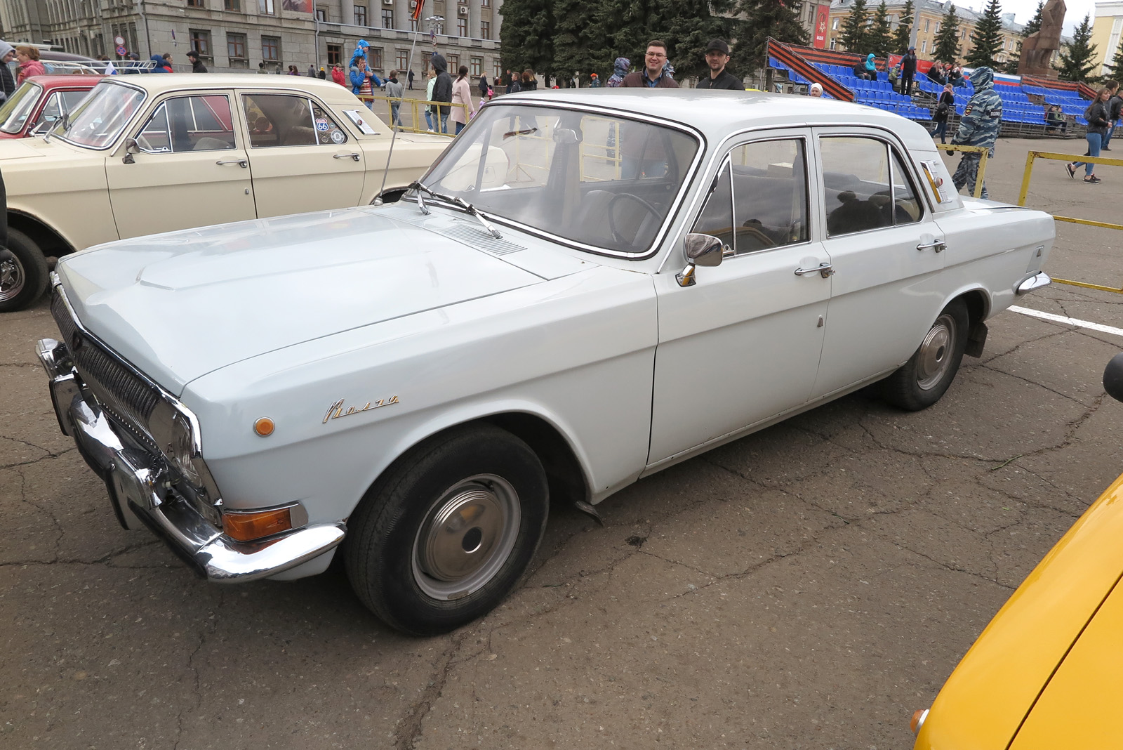 2069 ГАЗ-24 №с575ам.JPG