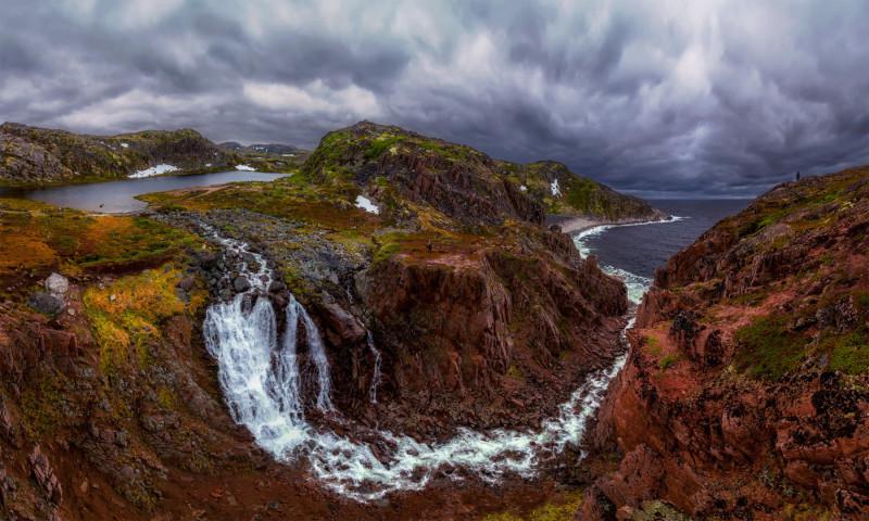 Кольский полуостров (фото из открытого источника)