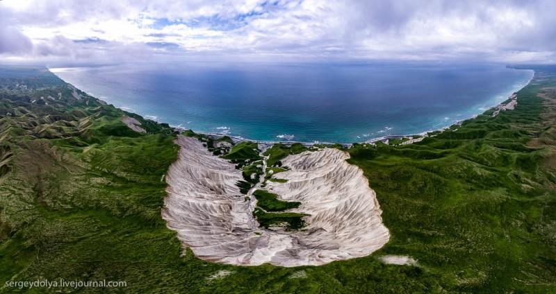 Курильские острова (фото из открытого источника)