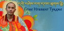 Геше Нгаванг Тукдже