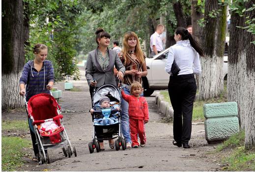 Дети - будущее. Единая Россия заботится о будущем.