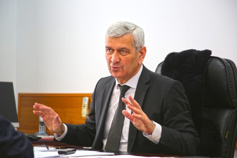 Бывший ингушский министр финансов Руслан Цечоев