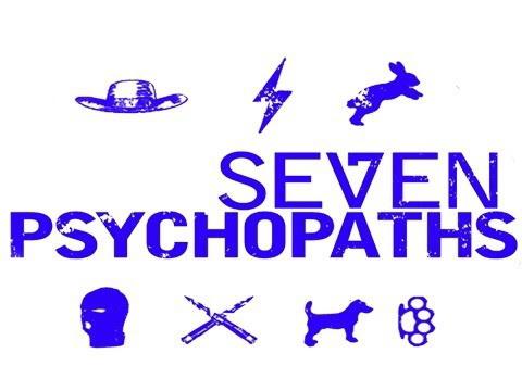 Seven Psychopaths logo