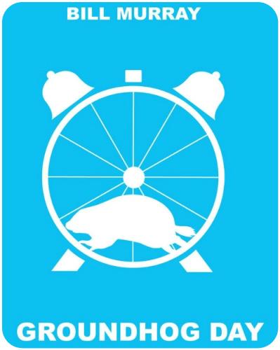 Groundhog (poster)