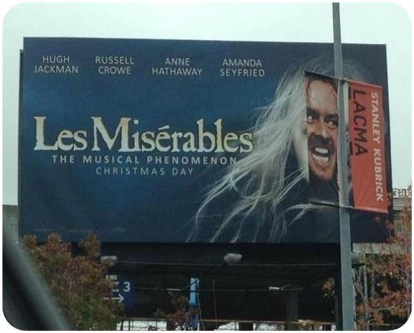 Les Miserables Shining
